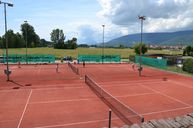 [Translate to Deutsch:] Terrain de tennis Landeron